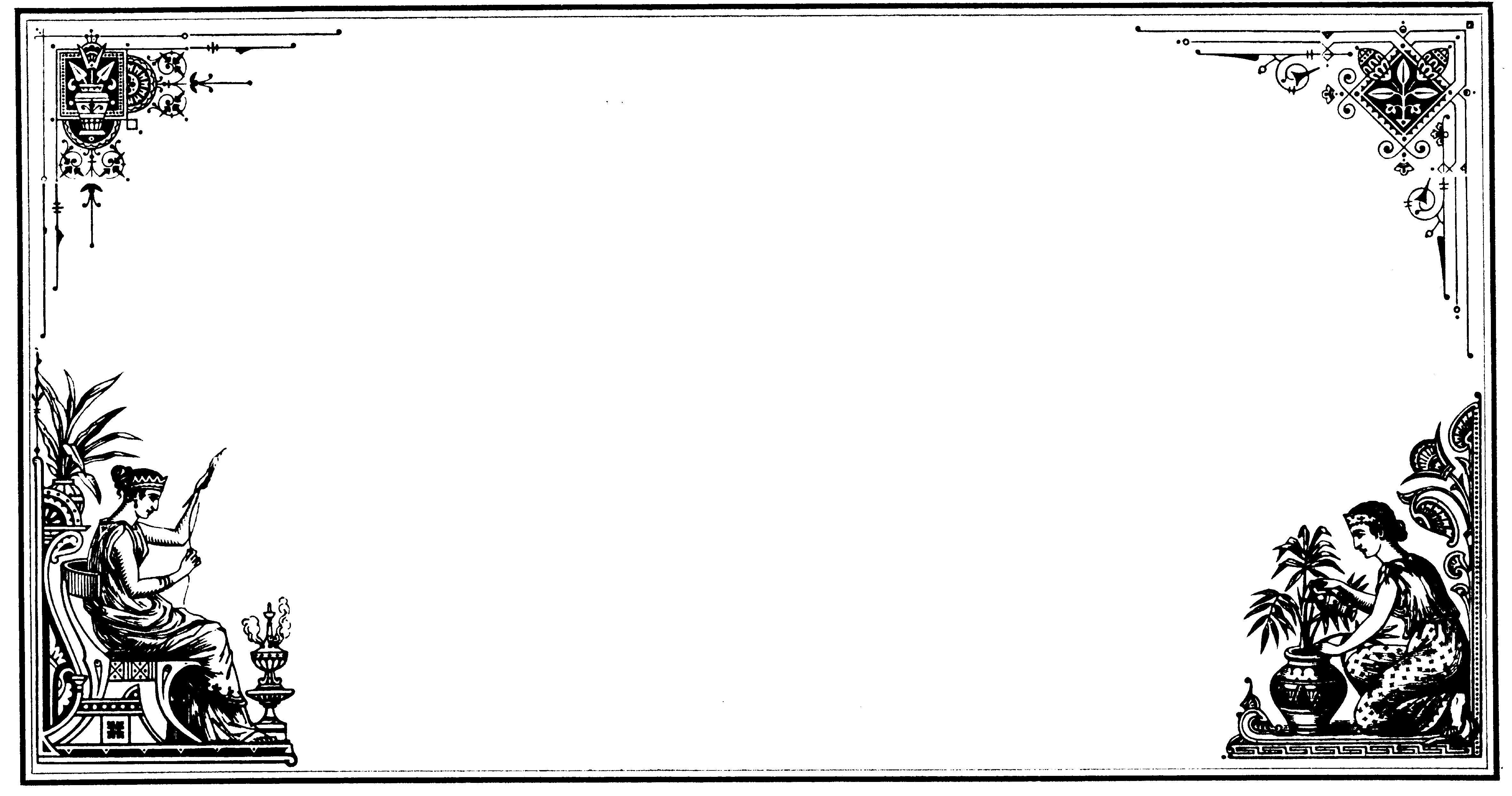 рамки фото для фотошоп